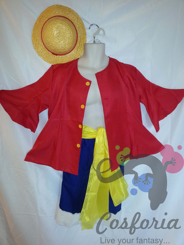 Luffy Outfit