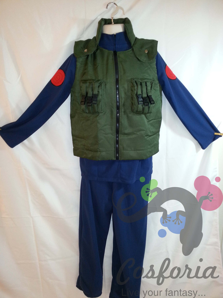 Kakashi Uniform