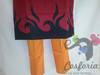 Naruto Jumpsuit and Cloak Combo